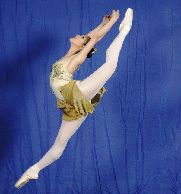 francesca dugarte amici 11 ballerina classica