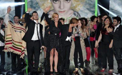 X Factor 5, la finale: vince Francesca, secondi i Moderni, terza Antonella