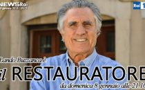 Lando Buzzanca torna in tv, è Il Restauratore su Rai 1