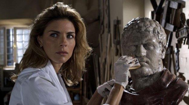 Ascolti tv domenica 22 gennaio 2012: vince Il Restauratore, non male Centovetrine, 'affonda' Chiambretti