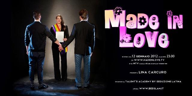 Made in Love inizia il 12 gennaio: Uomini e Donne gay funziona così