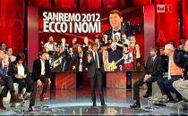 I Big di Sanremo 2012