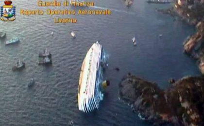 Naufragio Costa Concordia, cambiano i palinsesti. E Chi l'Ha Visto? cerca i dispersi.