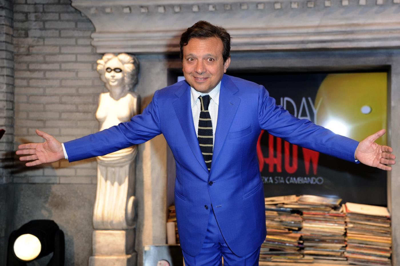 Chiambretti Sunday Show, primi ospiti: Peter Dinklage, Marracash e Scilipoti