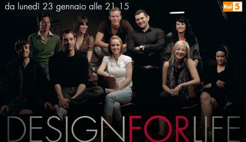 Design for life – Sognando Philippe Starck, il nuovo talent al via su Rai5