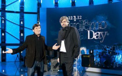 Sanremo 2012, Morandi ignora Iacchetti: 'Non merita risposta'