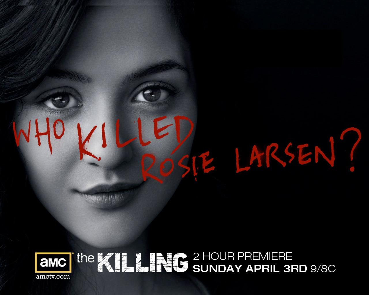 The Killing, il mistero sulla morte Rosie Larsen risolto nella seconda stagione (senza impegno)