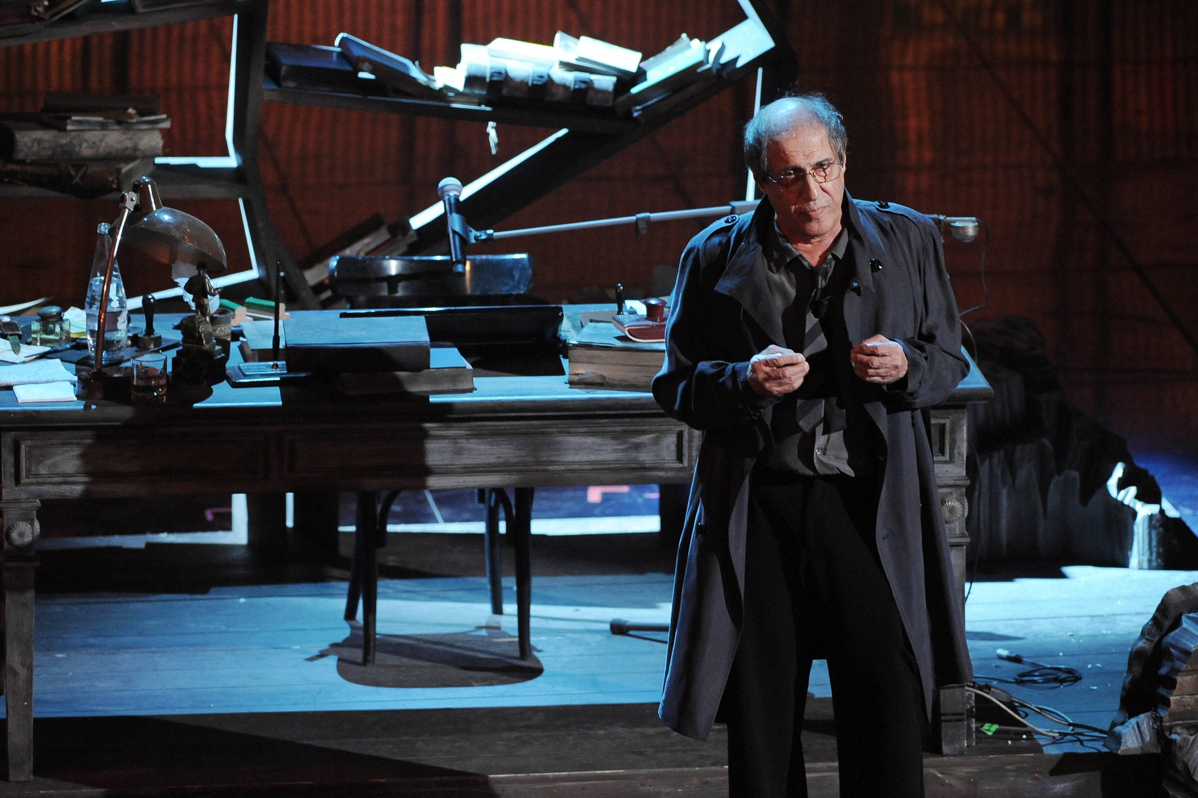 Sanremo 2012, Celentano ci ripensa: annullata la prevista conferenza stampa di domani