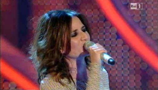 Chiara Civello Sanremo2012_prima serata