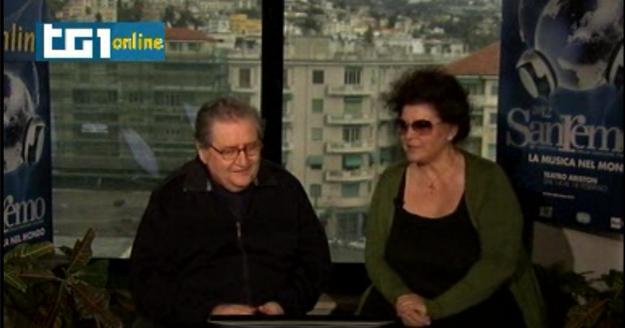Celentano a Sanremo 2012 per aiutare la gente: parola di Claudia Mori