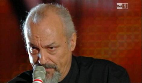 Eugenio Finardi Sanremo2012_prima serata