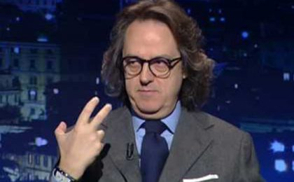 Sanremo 2012, 'dopofestival' a Marzullo: in Rai siamo al Tafazzismo