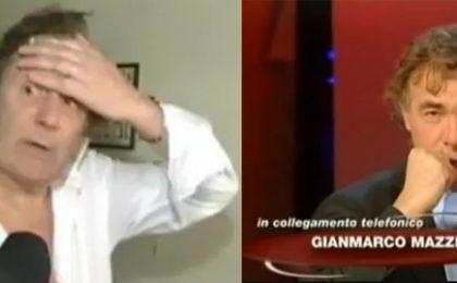 Enzo Iacchetti vs Sanremo, nuovo atto su FB: entra in scena il figlio