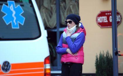 Sanremo 2012: Ivana Mrazova ha un'ernia cervicale, ma stasera è attesa sul palco