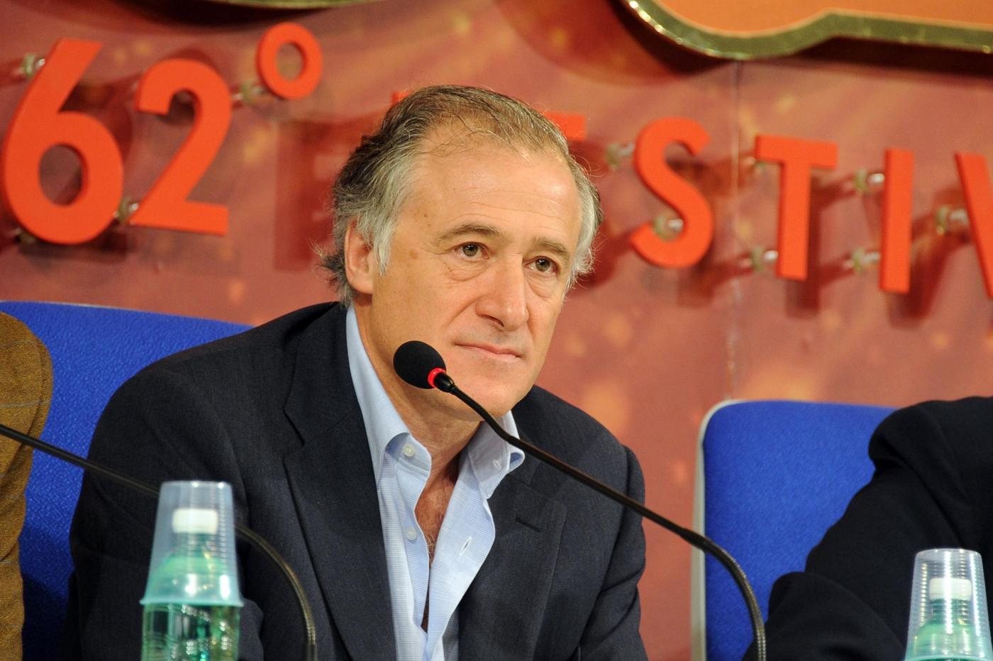 Sanremo 2012, Marano: 'Non sono qui per bloccare Celentano'. Il caso in CdA tra una settimana
