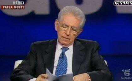 Rai: Garimberti va 'per mari' e cerca Monti, che riporta la politica a Mediaset (video)