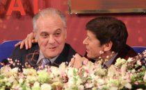 Sanremo 2012, live conferenza stampa 16/2/2012: salta il televoto per i duetti internazionali