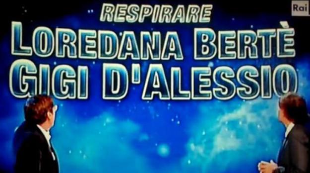 Gigi D'Alessio a Sanremo 2012: 'Mai avuto dubbi sull'ammissione'