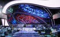 Sanremo 2012, ecco la scenografia in anteprima (foto)