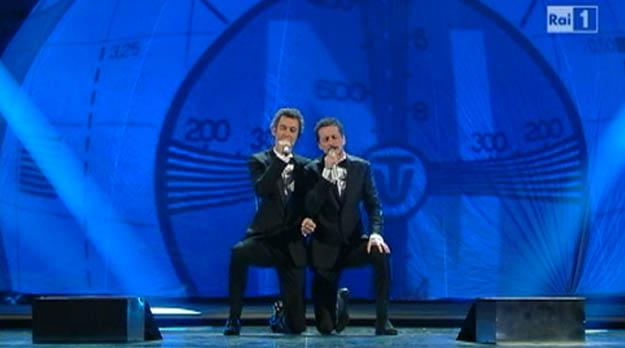 Sanremo2012_luca e Paolo