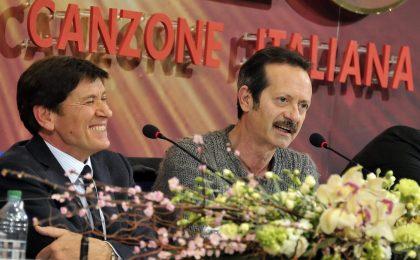 Sanremo 2012, Ivana Mrazova salta la prima serata. Un'ora per Celentano