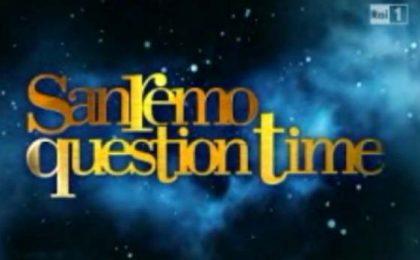 Sanremo 2012 Question Time (Sala Stampa) cancellato dalla Rai