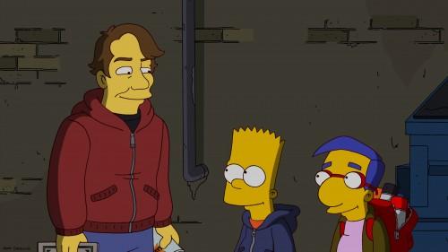 Shepard Fairey nei Simpson
