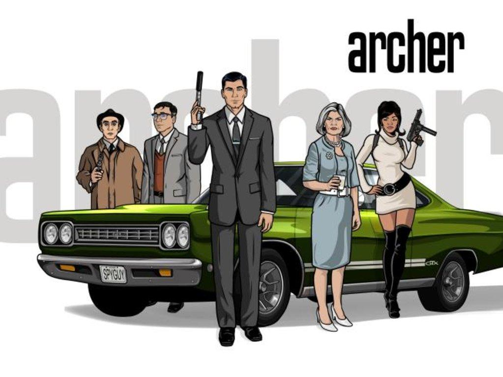 Archer rinnovato per una quarta stagione da 13 episodi