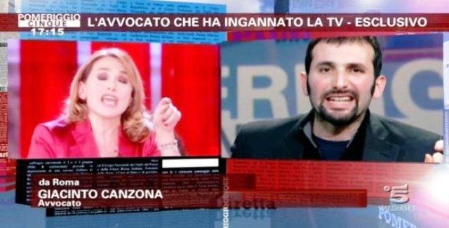 Pomeriggio 5, Canzona attacca Barbara D'Urso: Mediaset specula sulla Concordia