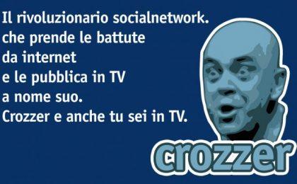 Maurizio Crozza #copiaeincrozza da Twitter le battute per la copertina di Ballarò