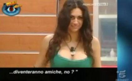 Mai dire Grande Fratello 2012, la Gialappa's Band prende di mira Cristina e il Mago Otelma