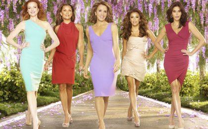 Palinsesti pazzi: RaiDue cancella Desperate Housewives, slitta a marzo Scherzi a Parte