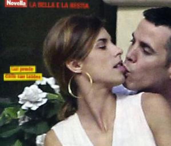 Elisabetta Canalis con Steve-O di Jackass: dalle stelle alle stalle per E!