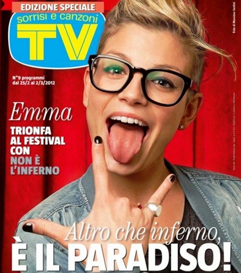 Emma Marrone: 'Sanremo mi ha risucchiata, Kekko deve perdonarmi'