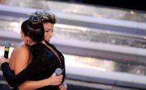 Emma Marrone & Alessandra Amoroso a Sanremo 2012