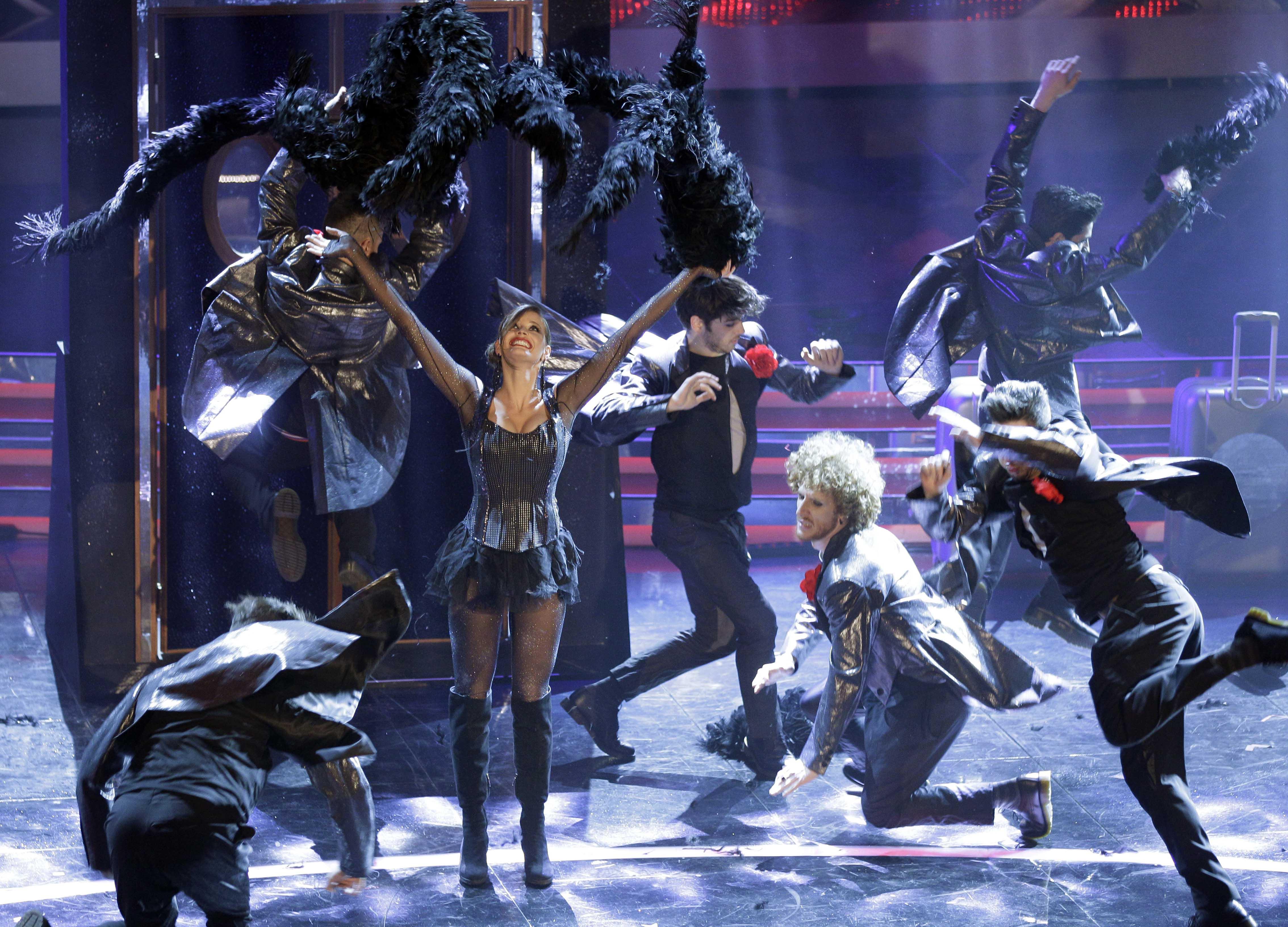 Sanremo 2012: Ivana Mrazova sul palco per 15 minuti in 5 ore, soldi ben spesi