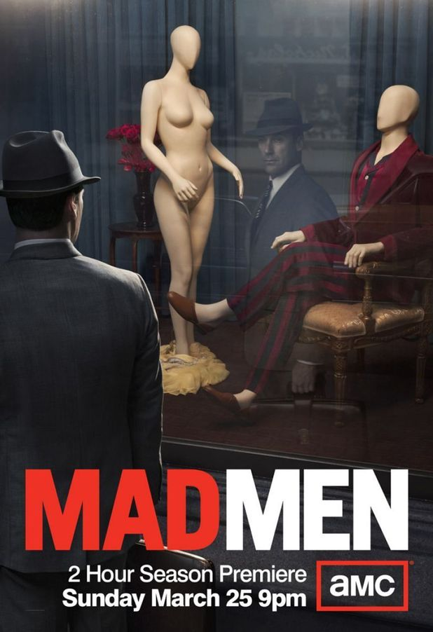 mad men poster quinta stagione