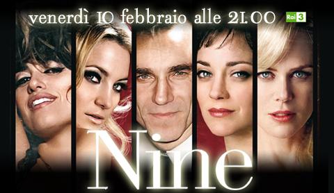 Programmi tv stasera, oggi 10 febbraio 2012: Nine, Attenti a quei due, Quarto Grado, Zelig
