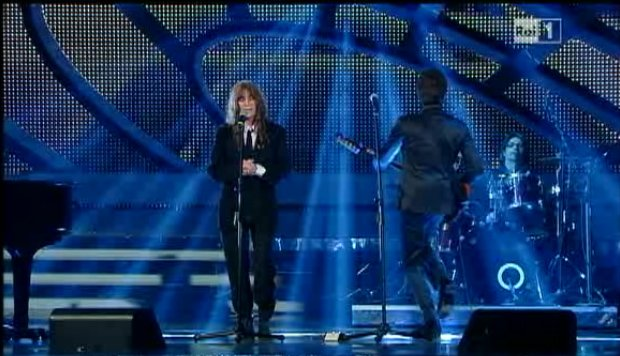 patti smith_marlene kuntz_Sanremo2012