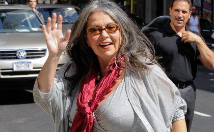 Roseanne Barr si candida a presidente degli Stati Uniti; slitta il ritorno in tv della star di 'Pappa & Ciccia'?