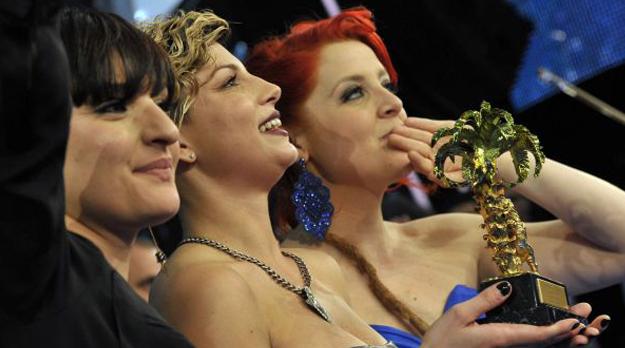 Sanremo 2012 serata per serata: i tabulati ufficiali dei voti e le classifiche dei Big