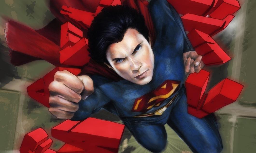 Smallville, l'undicesima stagione arriva ad aprile (in versione fumetto online)