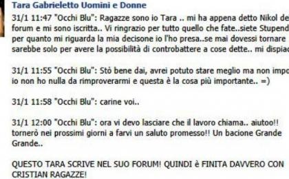 Uomini e Donne anticipazioni: Tara Gabrieletto non torna più, ecco le prove