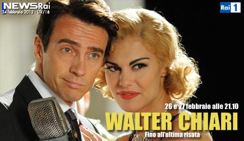Programmi tv stasera, oggi 26 febbraio 2012: Walter Chiari, La fidanzata di papà, Changeling