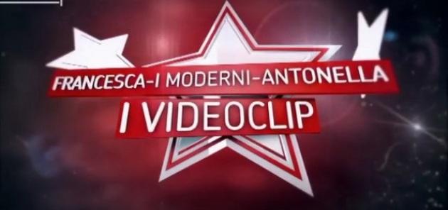X Factor 5, i video di Francesca, Moderni e Antonella