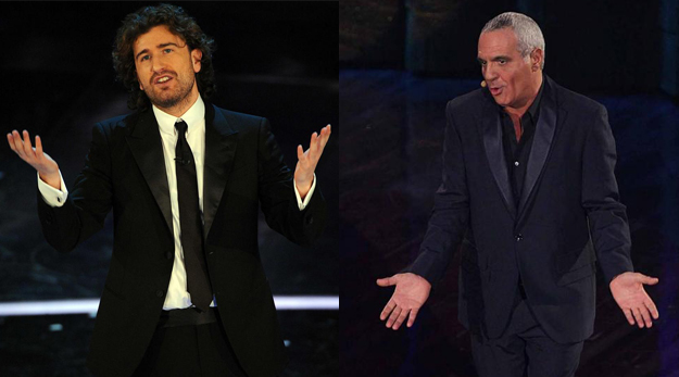 Giorgio Panariello e Alessandro Siani: chi copia 'Chi'?  [VIDEO]
