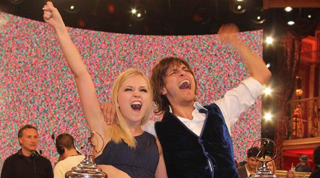 Ascolti tv sabato 17 marzo 2012: la finale di Ballando con le Stelle batte il Viaggio di Italia's Got Talent