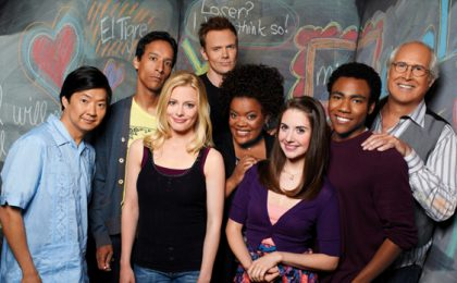 Community: la terza stagione al via su Comedy Central