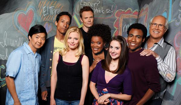 Community: la terza stagione al via su Comedy Central