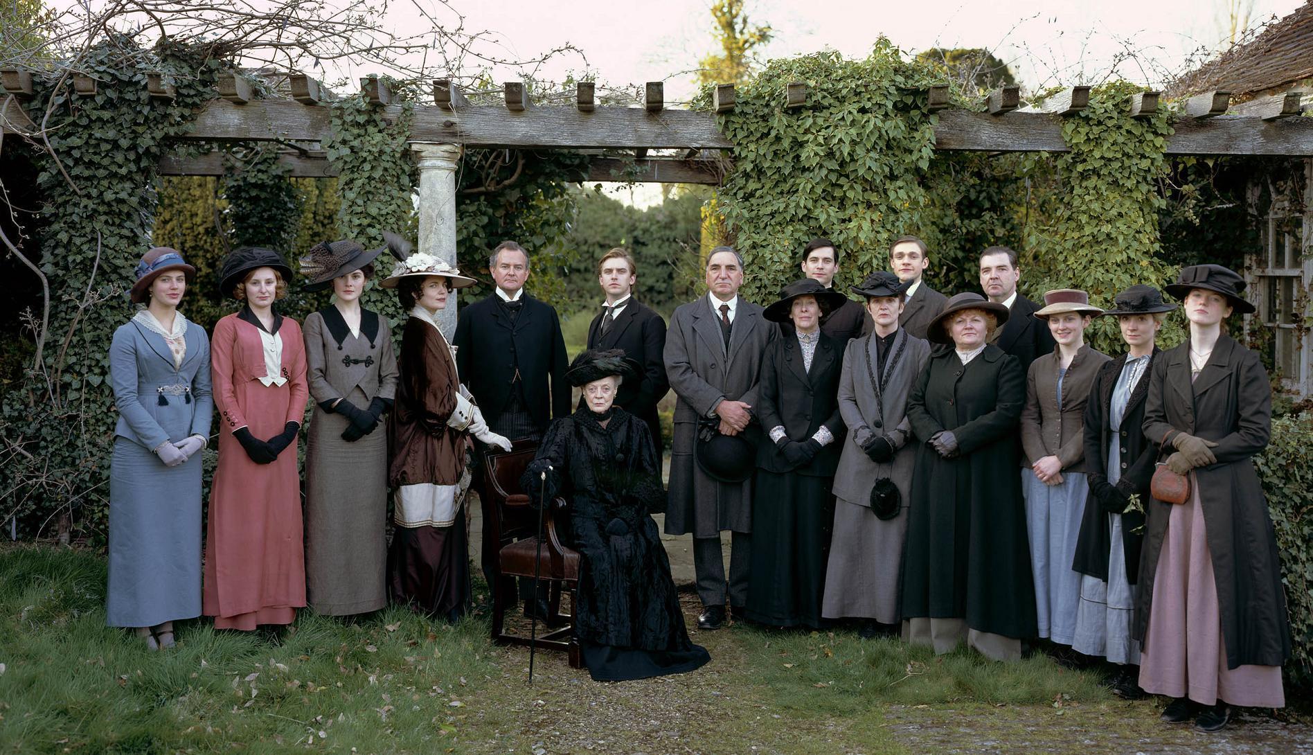 Downton Abbey, si tratta il rinnovo per quarta e quinta stagione (con cambi di cast?)